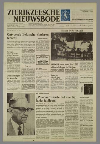 Zierikzeesche Nieuwsbode 1975-06-23
