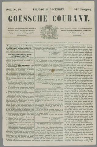 Goessche Courant 1867-12-20