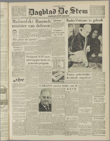 de Stem 1957-10-28