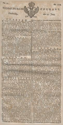 Middelburgsche Courant 1779-06-17
