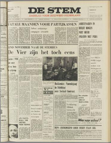 de Stem 1972-08-09