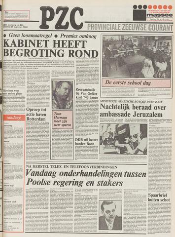 Provinciale Zeeuwse Courant 1980-08-26