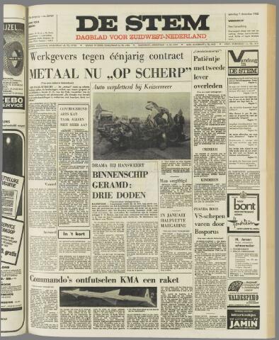 de Stem 1968-12-07