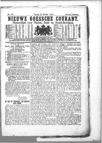 Nieuwe Goessche Courant 1872-10-25