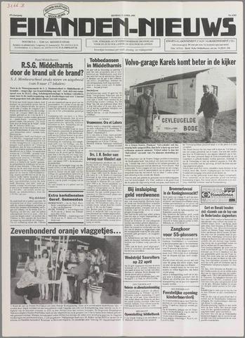 Eilanden-nieuws. Christelijk streekblad op gereformeerde grondslag 1995-04-11