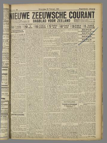 Nieuwe Zeeuwsche Courant 1923-02-28