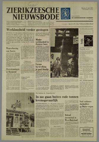 Zierikzeesche Nieuwsbode 1975-07-08