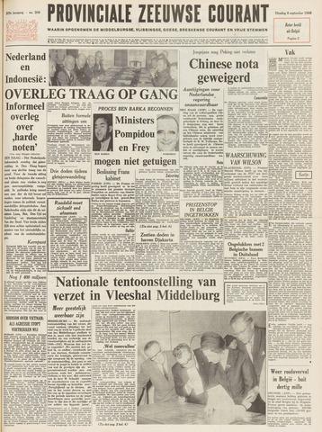 Provinciale Zeeuwse Courant 1966-09-06