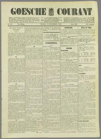 Goessche Courant 1932-11-18