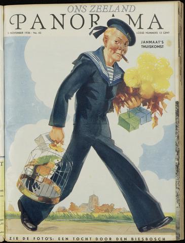 Ons Zeeland / Zeeuwsche editie 1936-11-05