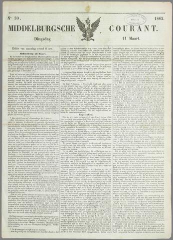 Middelburgsche Courant 1862-03-11
