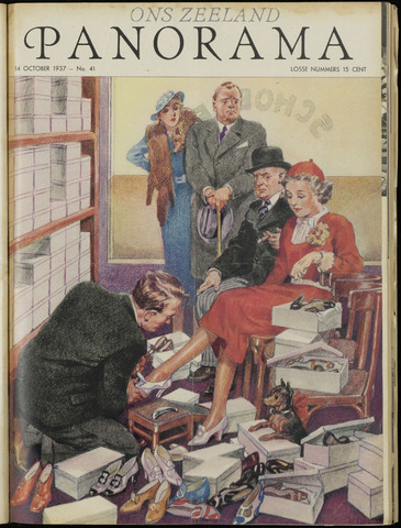Ons Zeeland / Zeeuwsche editie 1937-10-14