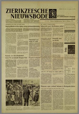 Zierikzeesche Nieuwsbode 1962-07-06