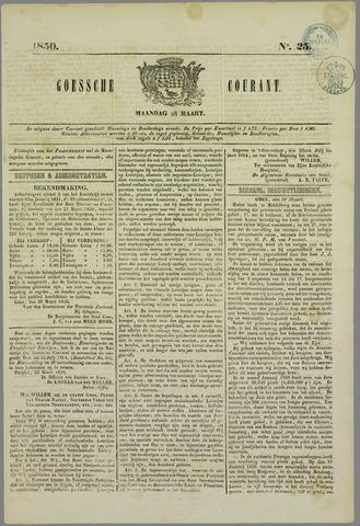 Goessche Courant 1850-03-28
