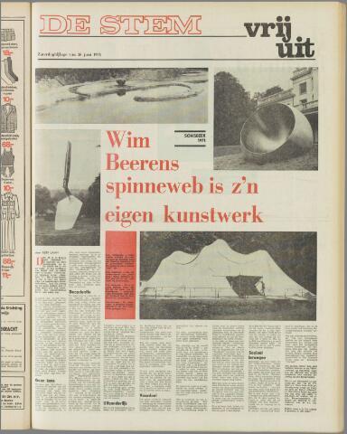 de Stem 1971-06-26