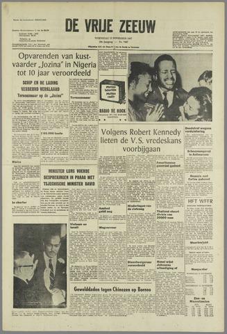 de Vrije Zeeuw 1967-11-15