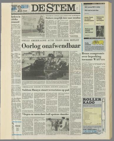 de Stem 1990-10-01