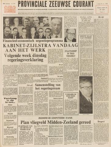 Provinciale Zeeuwse Courant 1966-11-22