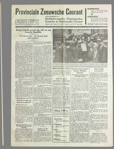 Provinciale Zeeuwse Courant 1940-06-13