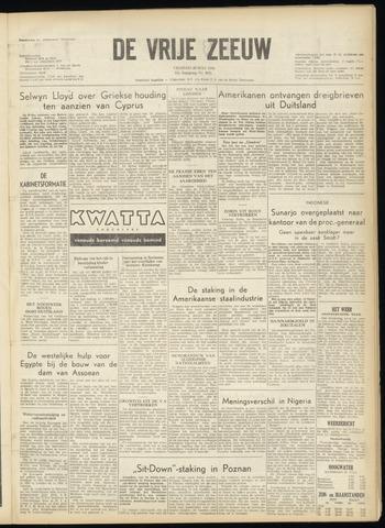 de Vrije Zeeuw 1956-07-20