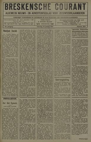 Breskensche Courant 1924-01-26
