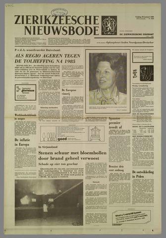 Zierikzeesche Nieuwsbode 1981-01-30