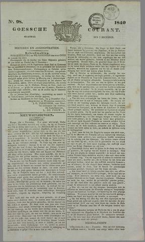 Goessche Courant 1840-12-07