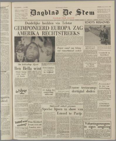 de Stem 1962-07-24