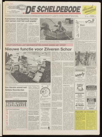 Scheldebode 1992-10-07