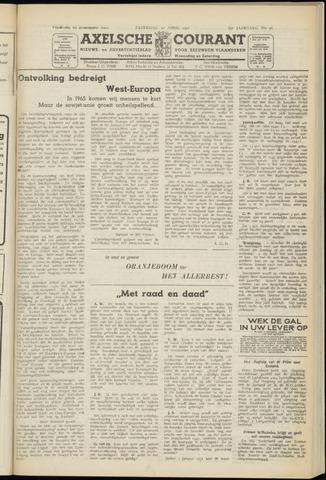 Axelsche Courant 1951-04-21