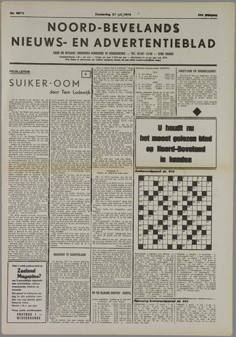 Noord-Bevelands Nieuws- en advertentieblad 1979-07-27