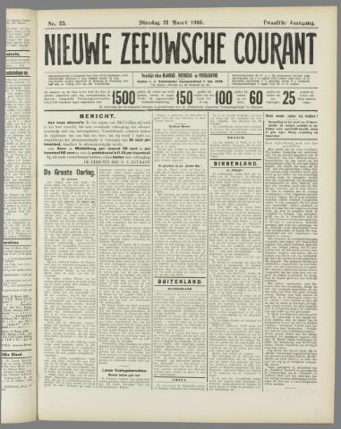 Nieuwe Zeeuwsche Courant 1916-03-21