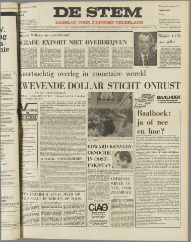 de Stem 1971-08-17