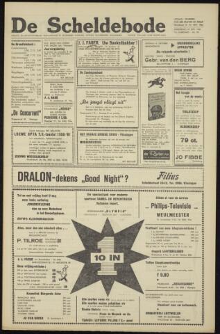 Scheldebode 1960-09-29