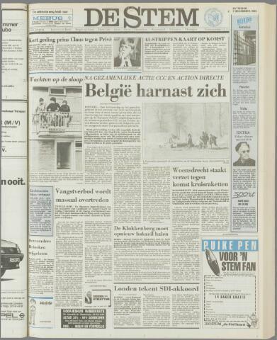 de Stem 1985-12-07