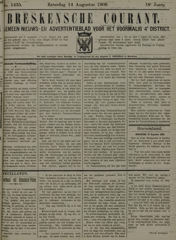 Breskensche Courant 1909-08-14