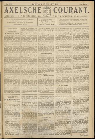 Axelsche Courant 1937-03-23