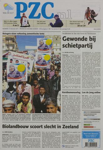Provinciale Zeeuwse Courant 2011-12-12