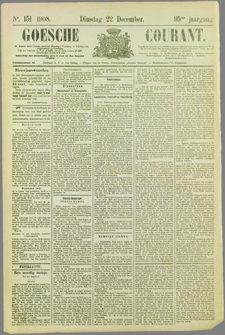 Goessche Courant 1908-12-22
