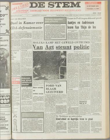 de Stem 1976-10-15