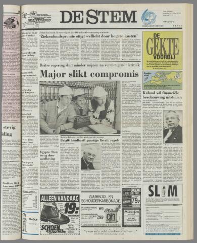de Stem 1992-10-20