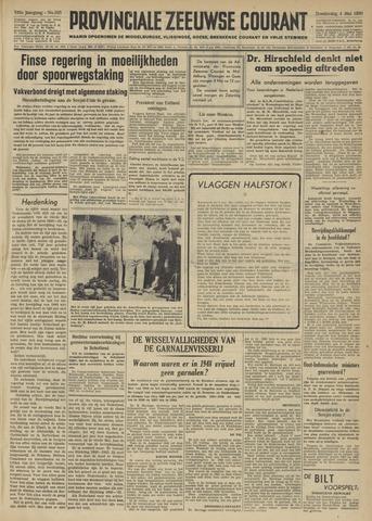 Provinciale Zeeuwse Courant 1950-05-04