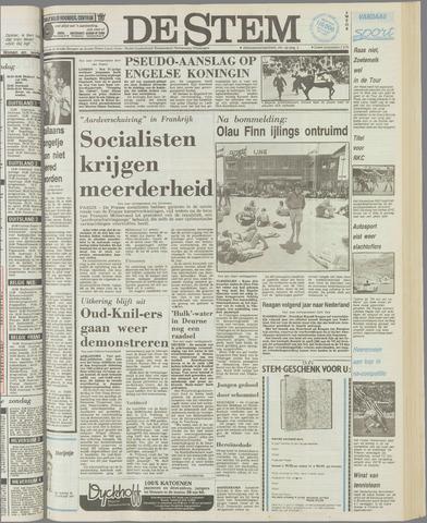 de Stem 1981-06-15