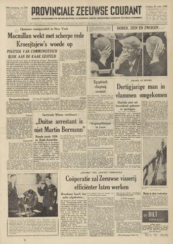 Provinciale Zeeuwse Courant 1960-09-30