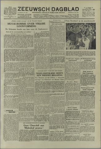 Zeeuwsch Dagblad 1953-10-21