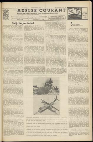 Axelsche Courant 1954-09-01