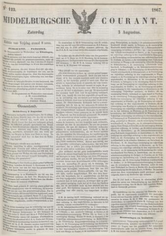 Middelburgsche Courant 1867-08-03