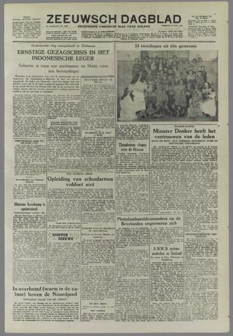 Zeeuwsch Dagblad 1952-11-21