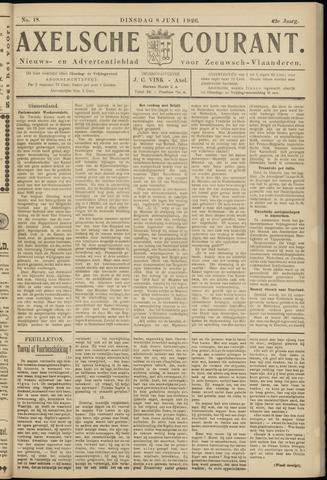 Axelsche Courant 1926-06-08