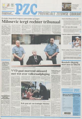Provinciale Zeeuwse Courant 2001-07-04